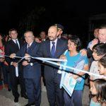 El gobernador Insfrán habilitó un gran paquete de obras en el Barrio Obrero