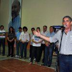 García destacó alcances de proyecto para mejorar la infraestructura vial