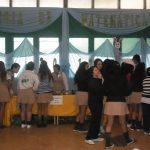 Feria matemática en la Escuela de Comercio