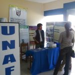 LA UNaF participa con un stand en la feria provincial de ciencias