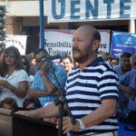 Insfrán afirmó que Kirchner es guía para los jóvenes por su compromiso militante
