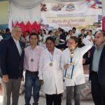 Cierre de la exitosa Feria de Ciencia y Tecnología 2012