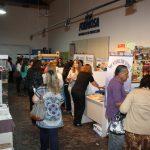 Mas de diez mil personas asistieron a la decima edición de la Feria del Libro