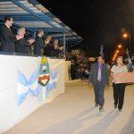 Festejos por el centenario de Pirané e inauguración de nuevas obras