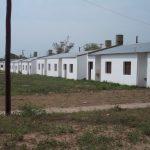 Entrega de viviendas en Las Lomitas