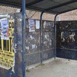 Piden al municipio la construcción de mayor número de garitas o refugios