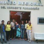 Una misión cultural de Colombia visitó y realizó diversas actividades en Formosa