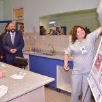 Inauguran Hospital Odontológico que por su tipo es único en todo el país