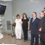 Habilitaron nuevos quirófanos y servicios vitales con equipos de avanzada en el Hospital Central