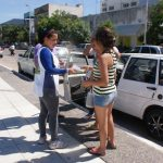 La campaña contra el dengue prosigue en todo el sector céntrico de la ciudad