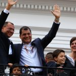 Ecuador: El presidente Correa obtiene su reelección con un contundente triunfo