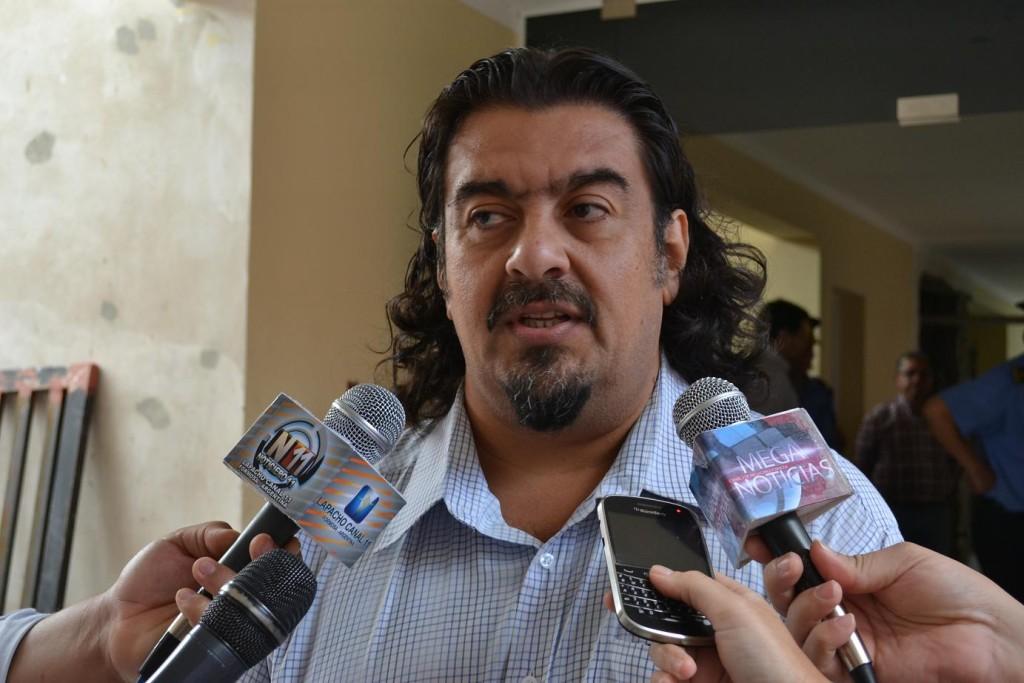 ministro Gonzalez explico despliegue policial_lapa