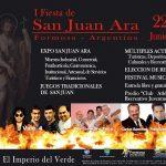 Lanzan una gran Fiesta de San Juan